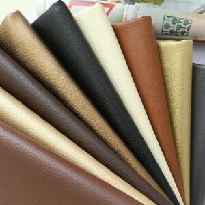 PU Synthetic Faux Leather Fabrics For Sewing Bags Material Designing Accessory $14.54