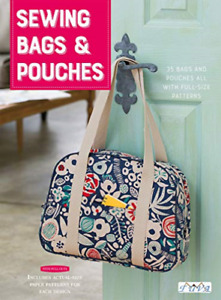 Tuva Sewing Bags amp; Pouches BOOK NEW $20.27