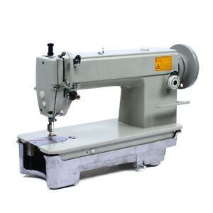 Industrial Sewing Machine Table Heavy Duty Upholstery Walking Foot SewingMachine $306.44