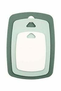 Plastic Cutting Boards For Kitchen Set Of 3 With Nonslip ÂŒexcluding Bpa ÂŒeasy... $23.76
