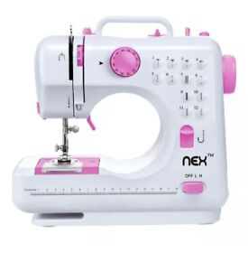Mini Sewing MachineFHSM 505 Free Arm Sewing Machine with 12 Built In Stitches $40.00