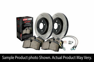 StopTech Sport Axle Pack Slotted Rotor Front Brake Kit for Supra 93 98 2JZ GTE $473.81