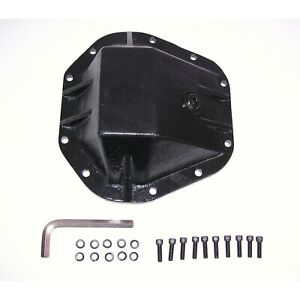 Rugged Ridge Differential Cover Dana 60 for Jeep Wrangler 16595.60 Heavy Duty
