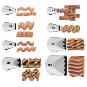 Basketweave Decorating Tips by Wilton