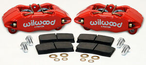 WILWOOD DPHA BRAKE CALIPER & PAD SETFRONT STOCK REPLACEMENTHONDAACURARED
