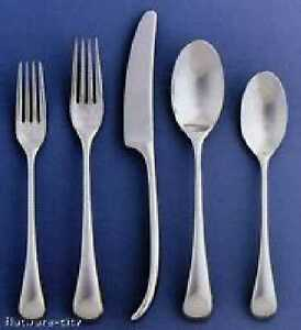 DANSK TORUN 20 piece Service for of 4 Stainless Flatware Set NEW Place Setting $169.99