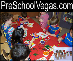 PreSchool Vegas .com Kids Babysit Domain Name For Sale Child Care Learn Educate