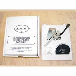 Lee Lee90644 Shell Plate Carrier #1 For Pro 1000