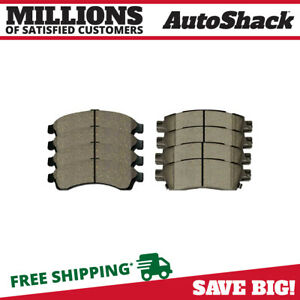 Front Rear Ceramic Brake Pads for 2002 2004 2005 GMC Envoy XL Trailblazer EXT $32.88