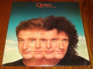 QUEEN ORIGINAL LP THE MIRACLE STILL IN SHRINK!  1989