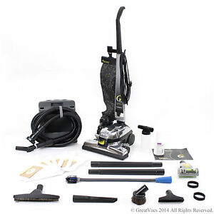 Reconditioned Kirby Gsix G6 Upright Vacuum new tools & turbo brush