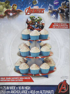 Avengers Marvel Cupcake Cupcake Treat Stand from Wilton 4110 NEW $11.99