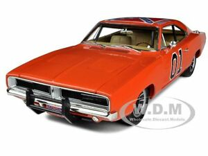 1969 dodge charger dukes of hazzard general