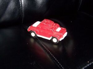 red armored car