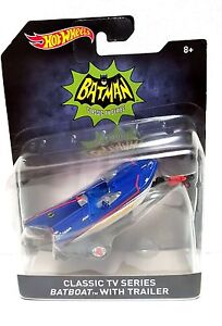 hot wheels classic tv series batboat with