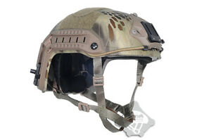 FMA Maritime Highlander Tactical Protective ABS Helmet for airsoft paintball