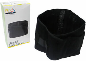 Ultra Lift Back Supports wo Suspenders X-Small (26