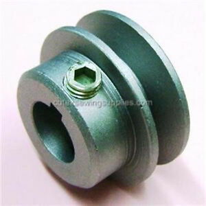 Industrial Sewing Machine Motor Pulley 3 4quot; Bore All Sizes $8.95