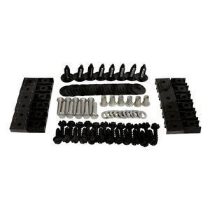 Fender Flare Hardware Kit for Jeep Wrangler TJ 1997 2006 Crown 4918K $24.19