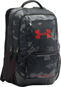Under Armour Storm Hustle II Backpack 1263964-002 Graphite