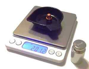 DIGITAL SCALE LOW COST LARGE BASE1500GN WCALIBRATION WEIGHT AND 5 PANS