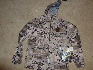 New Men's Large Under Armour Ridge Reaper GORE-TEX Pro Hunting Jacket 1261060