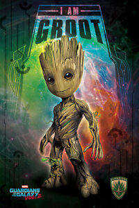 GUARDIANS OF THE GALAXY VOL. 2 - MOVIE (BABY GROOT) (SIZE: 24
