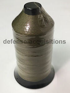 Milspec Military Sewing Thread Spool T 135 SM CRISTALL COYOTE VT 285F Bonded $9.95