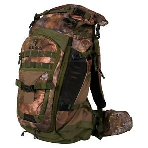 King#x27;s Camo 2200 Hunting Backpack Desert Shadow or Mountain Top