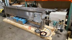 Sonic Systems 4012 Cleaner+Ultrasonic+Dryer 3-Basin Industrial Parts Machine
