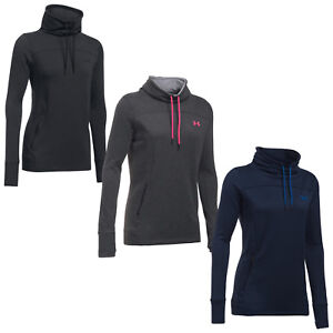 UNDER ARMOUR WOMENS FEATHERWEIGHT FLEECE SLOUCHY - NEW UA LADIES POPOVER HOODIE