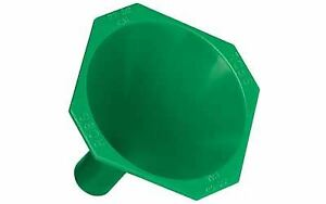RCBS 9087 Powder Funnel Green Plastic wNonstick Surface for 22-45 Caliber Cases