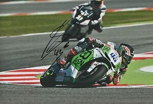 Scott Redding Hand Signed Go&Fun Gresini Honda 12x8 Photo MOTOGP 2.