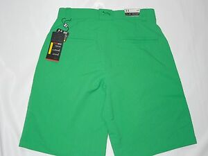 Under Armour mens Green Club Golf shorts size 30