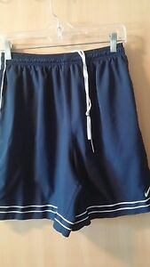 Mens Size Medium Nike Dri Fit Colored Designed Poly Shorts