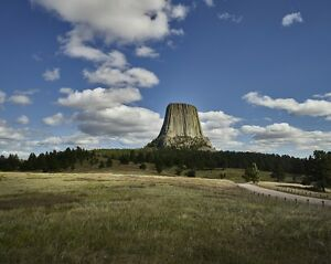 Devils Tower National Monument in Wyoming Photo Print