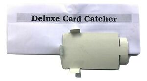 DELUXE METAL CARD CATCHER Playing Magic Trick Stage Manipulation Appearing Palm