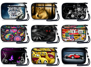 Shockproof Strap Carry Case Bag Cover Pouch for Sony CyberShot Digital Camera