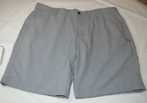 Under Armour Loose HeatGear active match play shorts Mens 42 grey 1253487 254