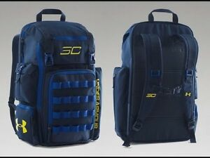Under Armour Men's UA SC30 Curry Backpack (Rare)