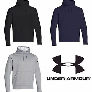 UNDER ARMOUR Hoodie UA Mens NWT Storm Fleece Sweatshirt S M L XL 3XL 1261176