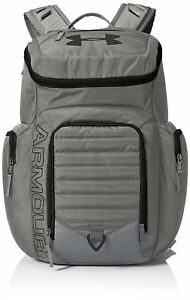 Under Armour Storm Undeniable II Backpack GraphiteSteel One Size New