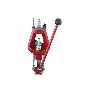 Hornady Lock-N-Load Iron Press Single Stage Loaded with Manual Primer 085520