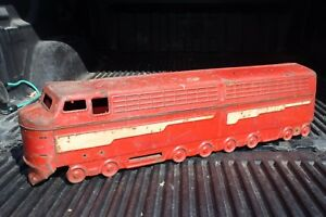 MINNITOY (Otaco) - CANADIAN PACIFIC RAILWAY Ride-on TRAIN - Pressed Steel 2nd