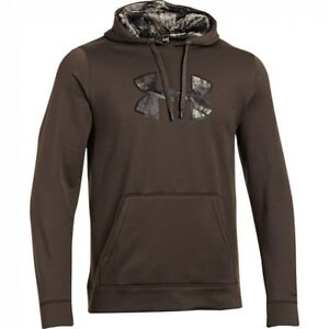 Under Armour Camo Hoodie Men's XL UA Storm Caliber Hoody New with Tags