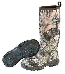 Muck Mens Womens Arctic Pro Camo Insulated Hunting Rubber Boots  Size 5-15