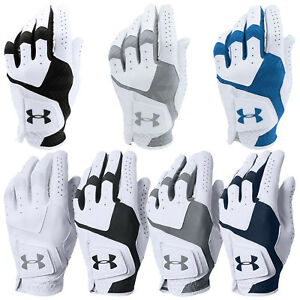 Under Armour Mens Coolswitch Left Hand Golf Glove - New For Right Handed UA 2018