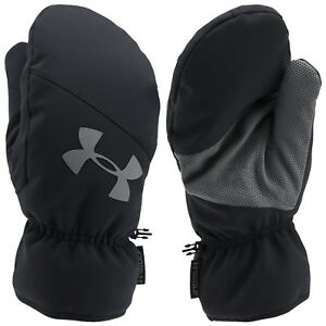 Under Armour ColdGear Infrared Mitts -Winter Thermal Warm Golf Cart Trolley