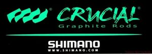 SHIMANO CRUCIAL CRSSG66MB 6'6