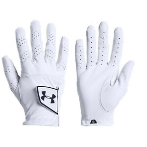 Under Armour Mens Spieth Tour Right Hand Golf Glove - New Golf Cabretta Leather